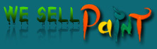We Sell Paint Logo